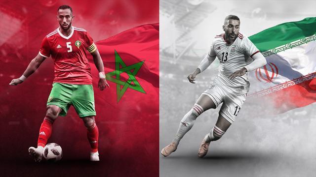 Mundial de Rusia 2018: La previa en 60 segundos del Marruecos-Irán