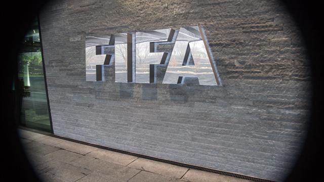 FIFA leitet Verfahren gegen palästinensischen Verband ein