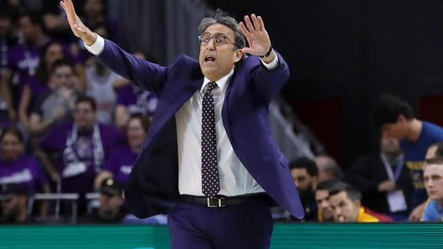 Luis Casimiro, entrenador del Unicaja para las dos próximas temporadas