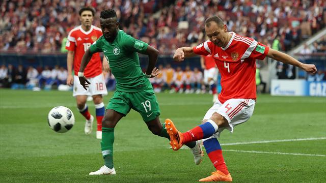 Игнашевич – самый возрастной футболист в истории сборных России и СССР, сыгравший на ЧМ
