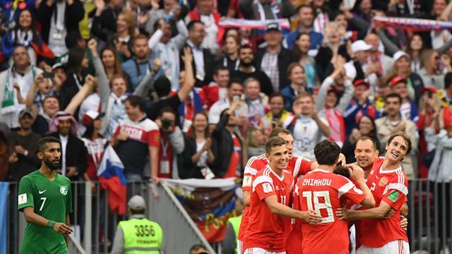 5 причин, почему матч России с Саудовской Аравией – это тревожно, несмотря на 5:0
