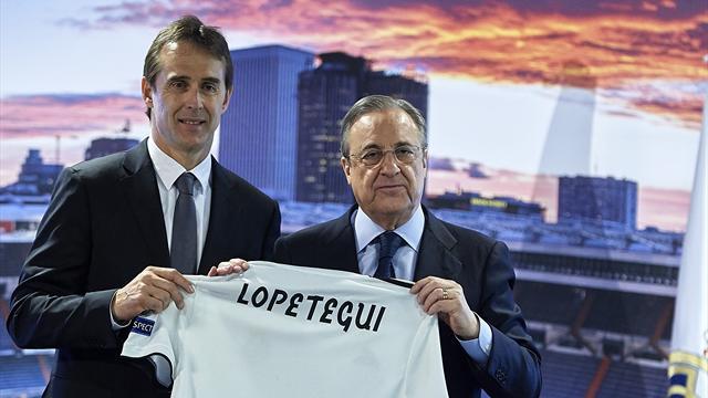 Перес – о ситуации Лопетеги: «Сборная Испании проявила неуместную гордость»