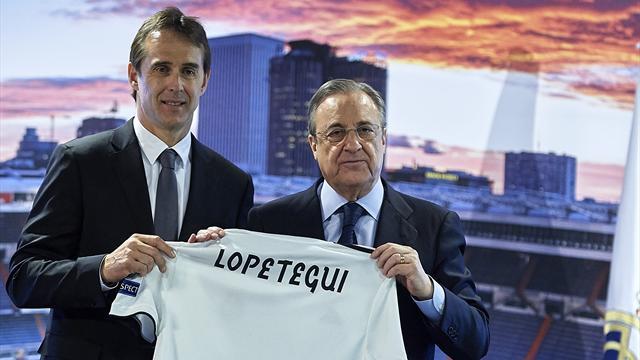 """Lopetegui présenté à Madrid : """"Le premier au courant de l'accord avec le Real était Rubiales"""""""