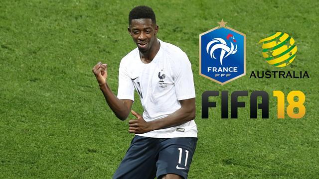 Coupe du Monde 2018 - France-Australie : la