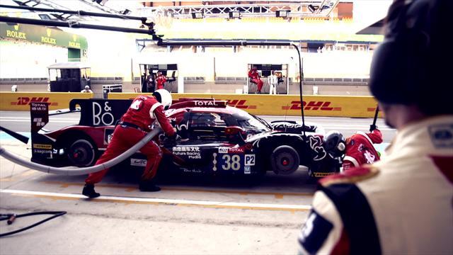 24 Horas de Le Mans: Cómo y por qué las fábricas de neumáticos apuestan por Le Mans