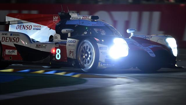 Mit Video | Alonso-Toyota mit Fabelzeit auf Pole in Le Mans