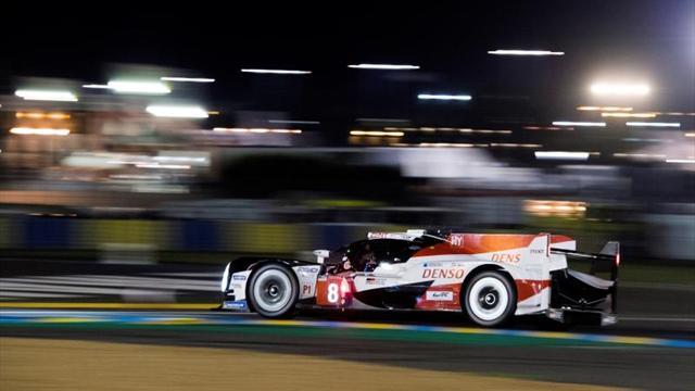 El coche de Alonso, 'pole' para la carrera y Toyota hace doblete
