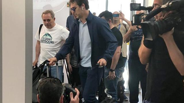 Julen Lopetegui será presentado esta tarde en el Palco de Honor del Bernabéu