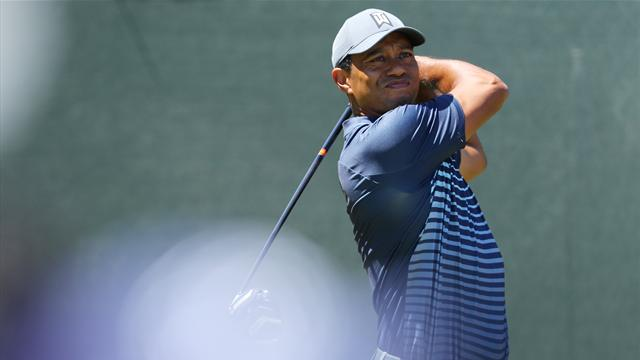 Tiger shoots eight-over 78 for worst score at a US Open