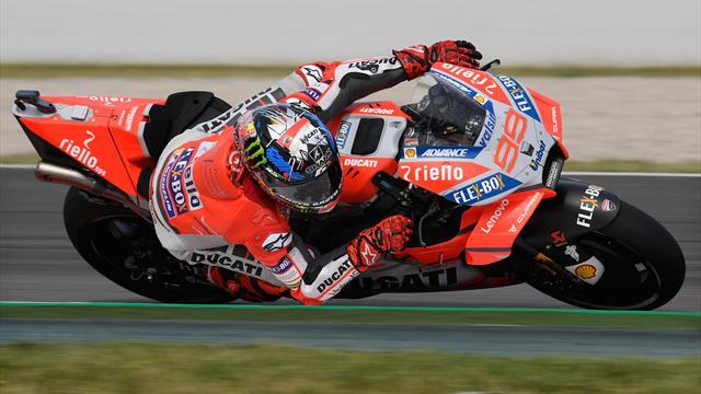 K.-O. technique : pourquoi une MotoGP s'incline toujours contre une F1
