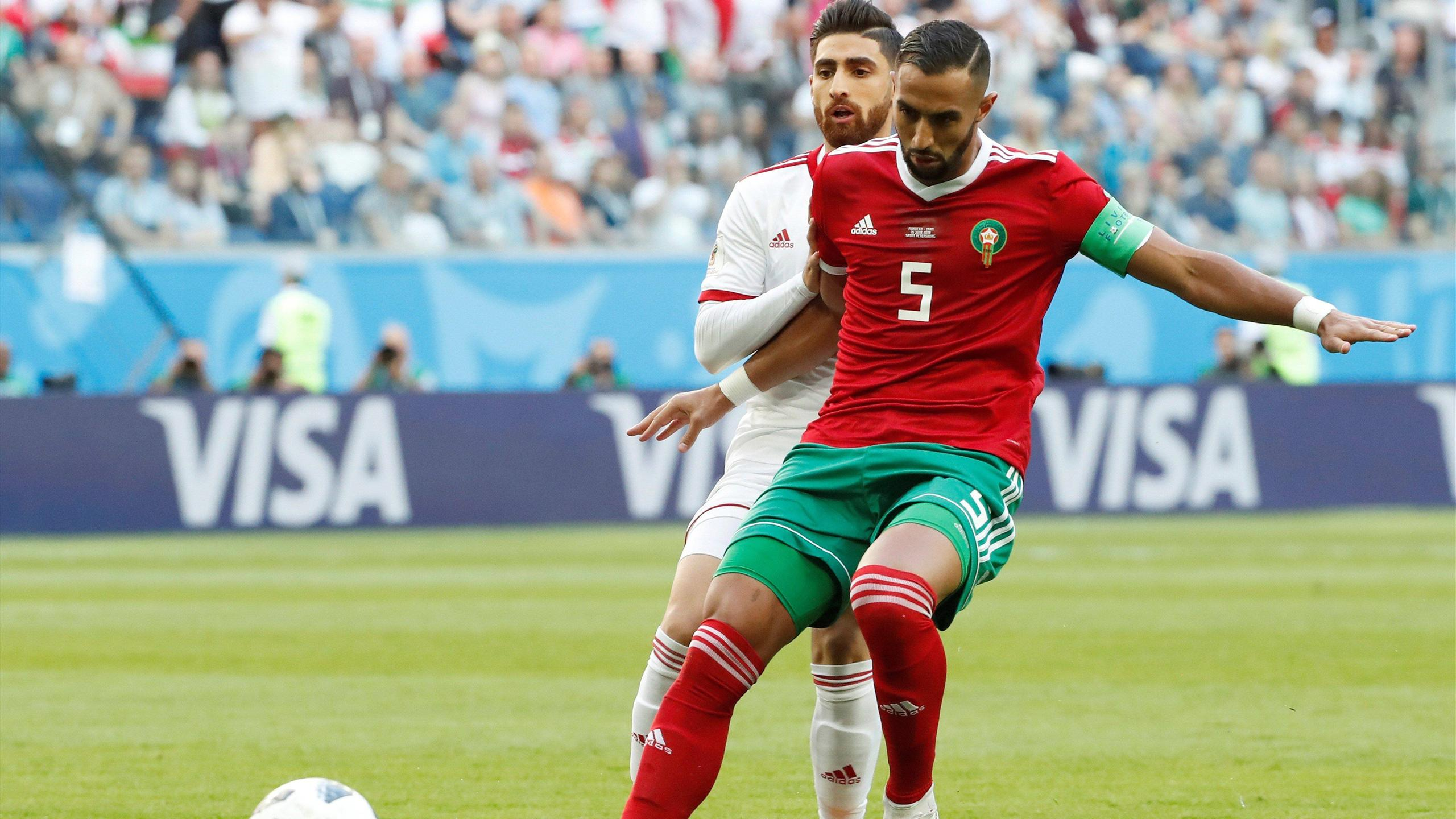 Marokko Spiel Heute