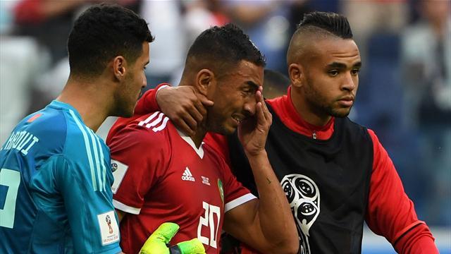 Le pagelle di Marocco-Iran 0-1: Bouhaddouz scellerato! Ziyech ci prova, ma Beiranvand dice no