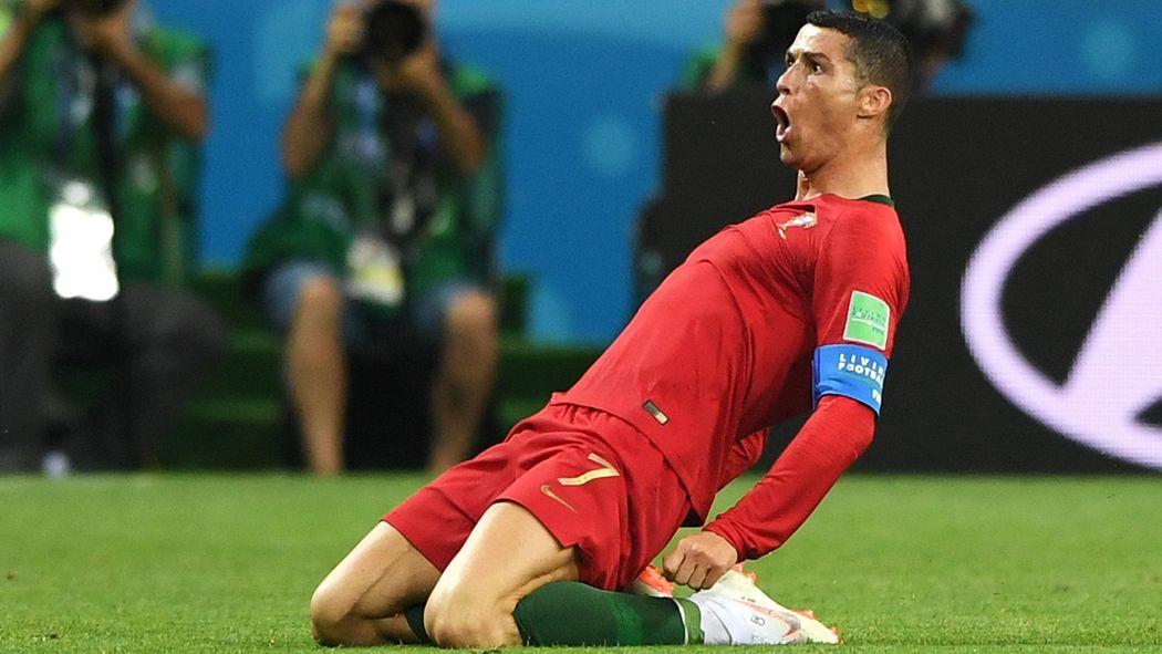 Pressestimmen Ronaldo Spanien 33 Cristiano Erleuchtet Die Wm