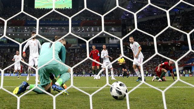 Le pagelle di Portogallo-Spagna 3-3: Ronaldo provvidenziale, malissimo de Gea