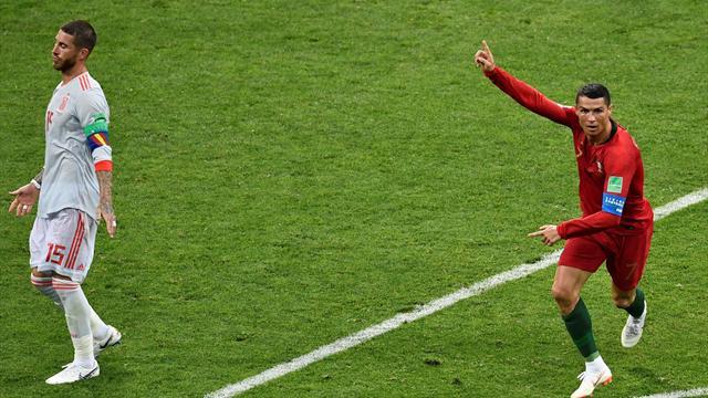 Роналду установил европейский рекорд поколичеству голов засборную