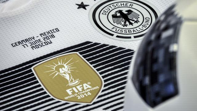 So sieht das DFB-Trikot gegen Mexiko aus