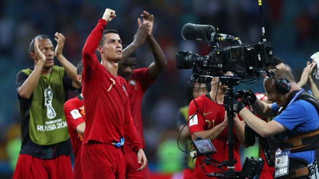 Cristiano Ronaldo nella storia! È il quarto di sempre a segnare in 4 Mondiali differenti