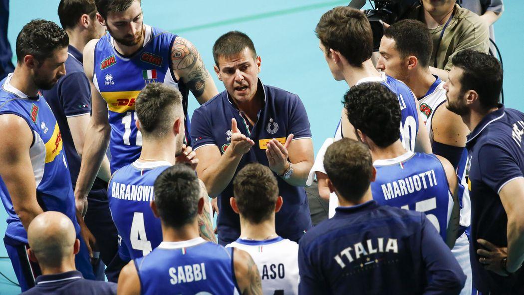 Calendario Italia Volley.Quando Torna In Campo L Italia Il Calendario Verso I