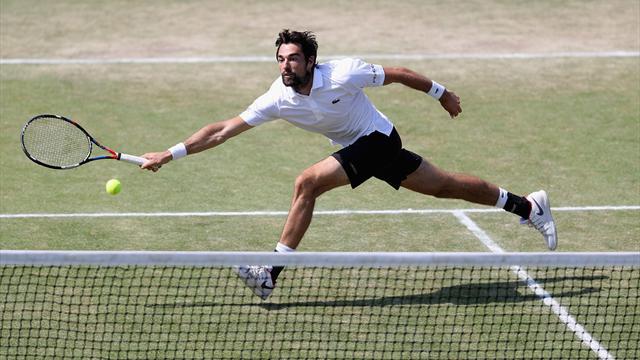 Gasquet file en demi-finale — Tennis / S'Hertogenbosch