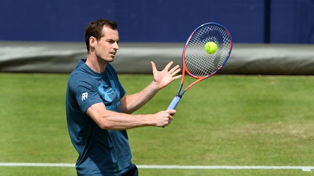 Murray confirme sa présence au Queen's — ATP