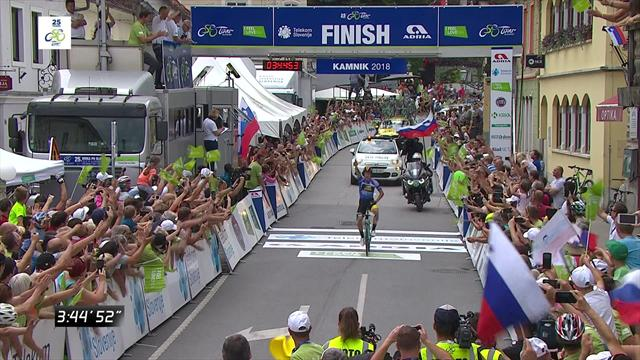 Roglic feiert Heimsieg auf 4. Etappe in Slowenien