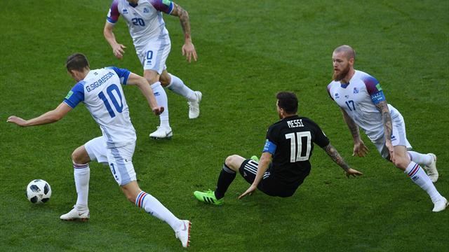 Le pagelle di Argentina-Islanda 1-1: Messi sbaglia, Di Maria non incide