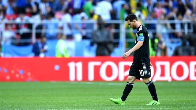 Messi sbaglia dal dischetto e l'Argentina sbatte su una storica Islanda: 1-1