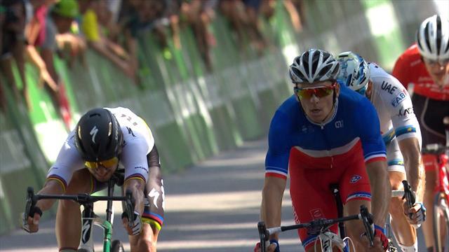 Tour of Switzerland: Demare wins Stage 8