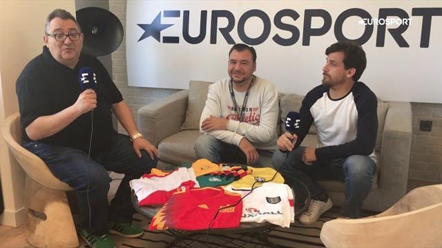 El Tridente Eurosport: Uría, De la Calle y Castelló analizan el empate de España