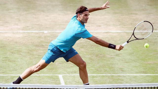 So lief das Finale zwischen Federer und Raonic