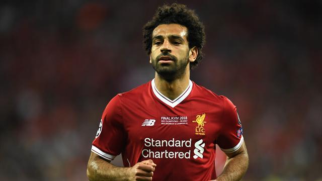 Salah prolonge déjà à Liverpool