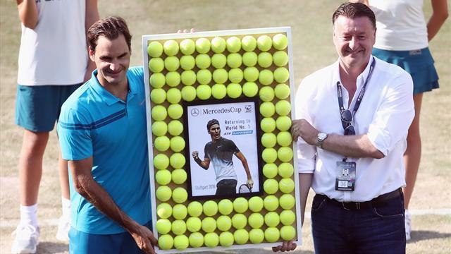 Federer, un simple intérim ?