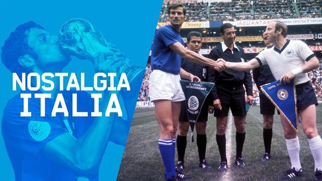 Nostalgia Italia: Italia-Germania 4-3, il mito della partita del secolo