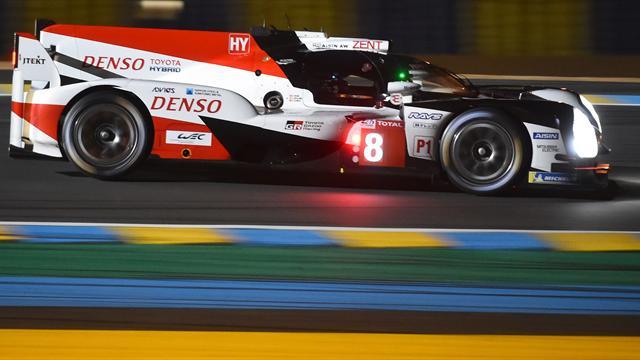 Qué te perdiste anoche en las 24 Horas de Le Mans: La espectacular remontada de Alonso