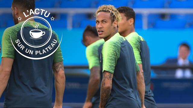 Alonso, Federer, Brésil, Allemagne : L'actu sur un plateau