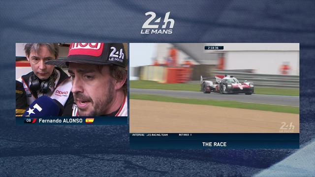 """Alonso: """"Essere in testa è un privilegio, mi rende un pilota completo e migliore"""""""