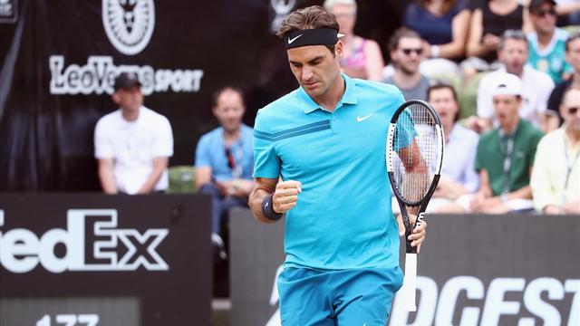 Federer détrône Nadal, Dimitrov 5e devant Cilic