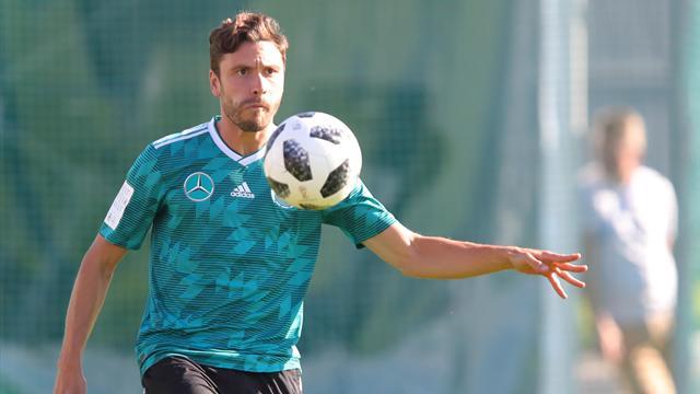 DFB-Team wohl ohne Hector gegen Mexiko