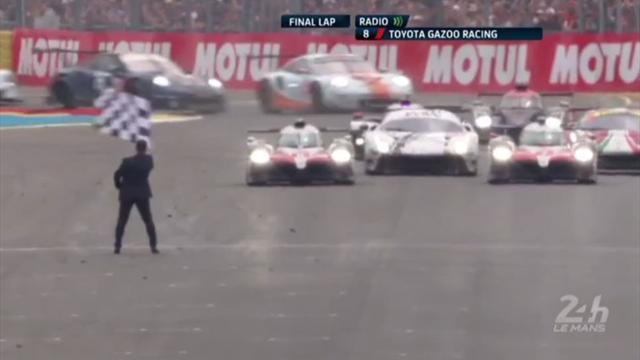 24 Horas de Le Mans: Histórica victoria de Fernando Alonso y Toyota