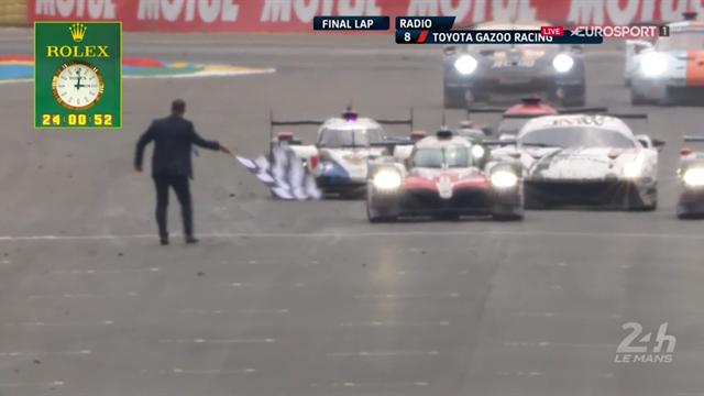 Fernando Alonso e la Toyota trionfano a Le Mans! La festa con Sebastien Buemi e Kazuki Nakajima