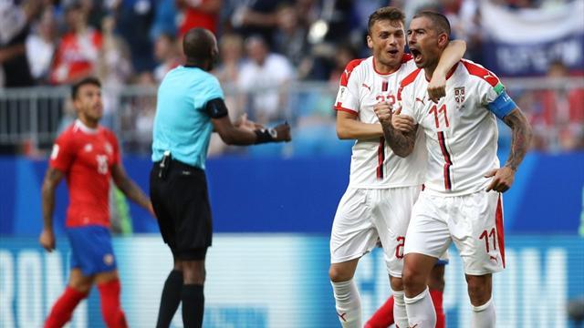 Kolarov punisce la Costa Rica: la Serbia vince di misura a Samara