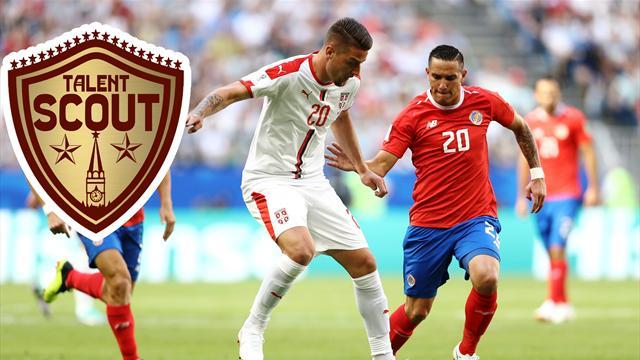 World Cup Talent Scout: Sergej Milinkovic-Savic