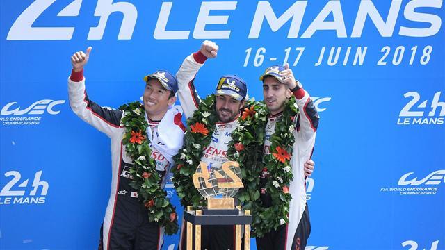 24 timer Le Mans: 37 timer LIVE på Eurosport 1 og Eurosport Player