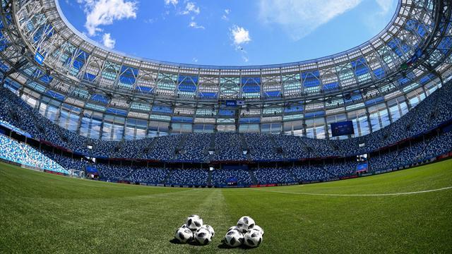 Nijni Novgorod, le stade de Suède – Corée du Sud, un écrin voué à l'abandon ?