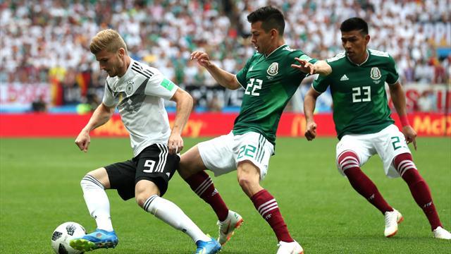 Brasile-Messico in Diretta tv e Live-Streaming