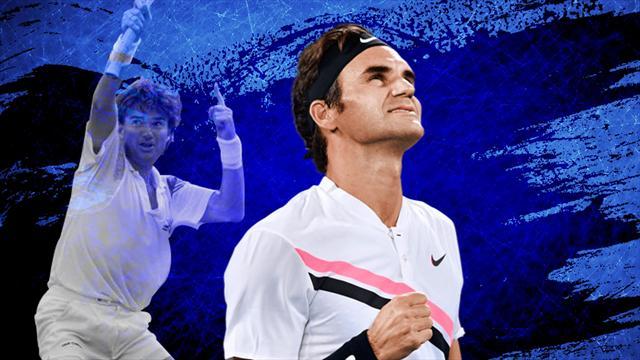 Pour Federer, la chasse au Connors est plus que jamais ouverte