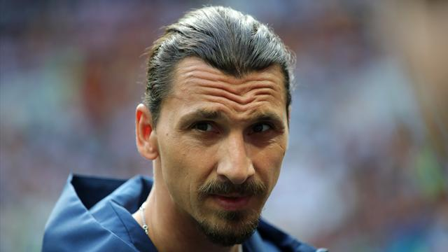 Zlatan, un absent si présent