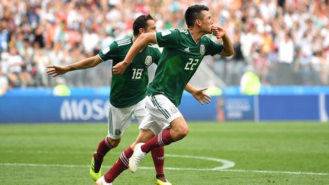 Lozano fait trembler la terre au Mexique