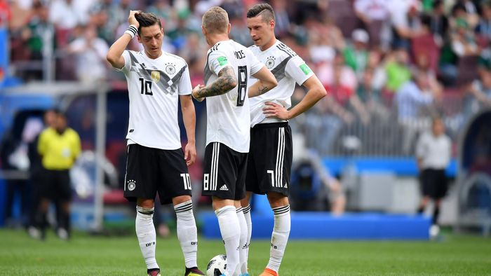 3 Dinge Die Bei Deutschland Mexiko Auffielen Es Bricht Totales