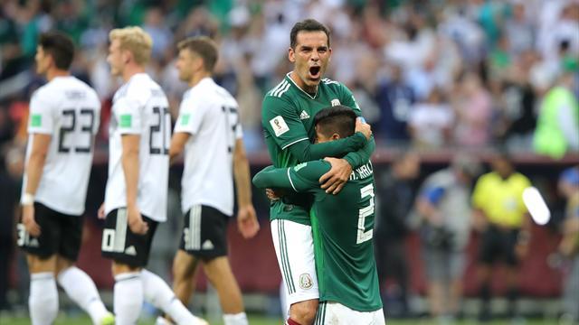 Coupe du Monde : Le Mexicain Rafael Marquez s'offre un record